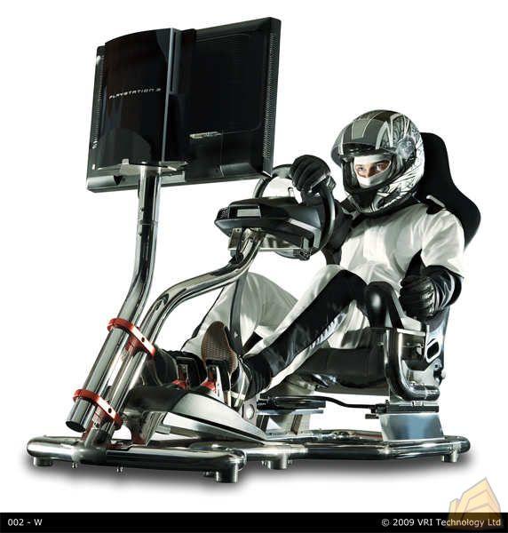 Игровые кресла для автосимулятора